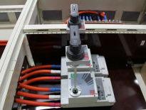 Main switchboard wiring underway