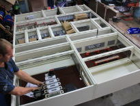 Carefully constructing switchboard layout