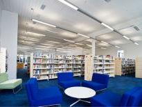 Refurbished Library